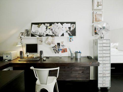 Op maat gemaakt bureau