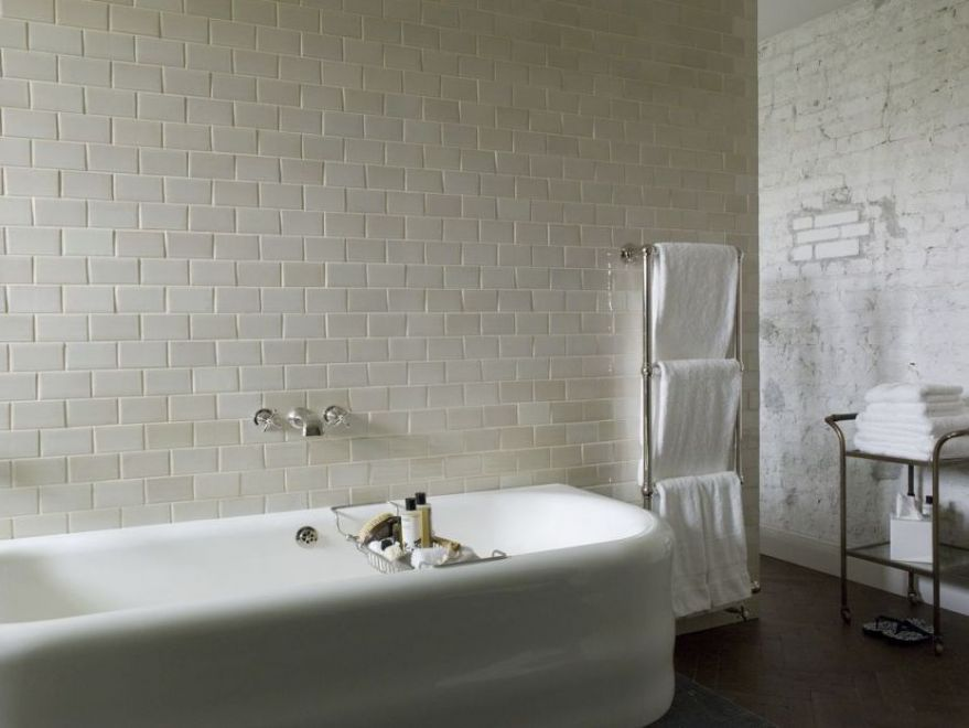 opbergruimte badkamer opbergruimte tips handdoekenrek