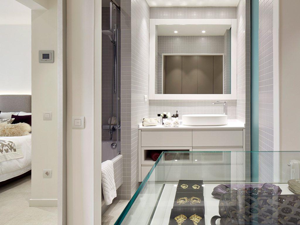 open badkamer inloopkast slaapkamer