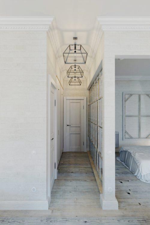 Open loft slaapkamer
