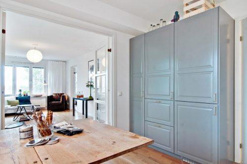 Openslaande deuren keuken