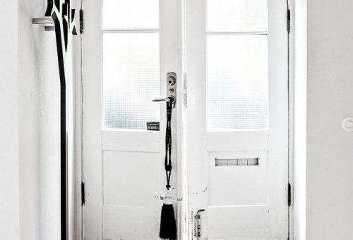 openslaande voordeuren