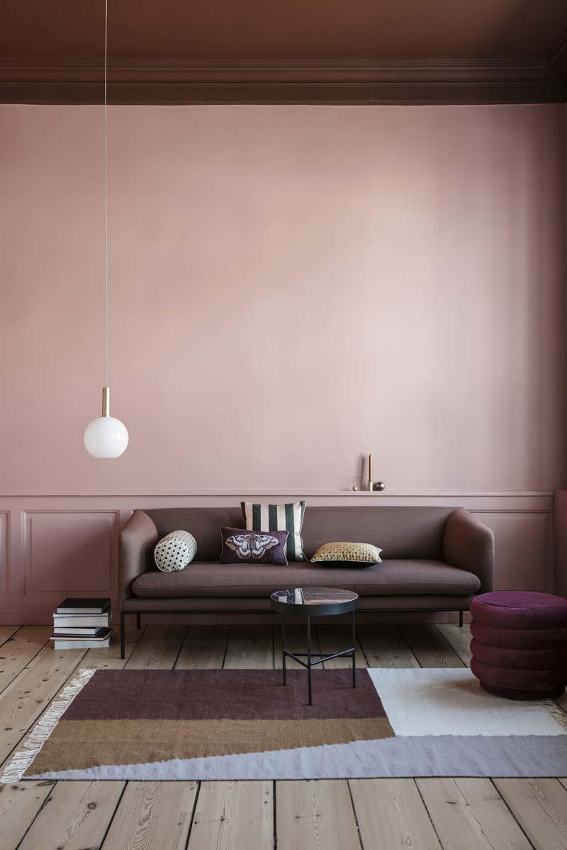 oud roze muur flexa lets appel