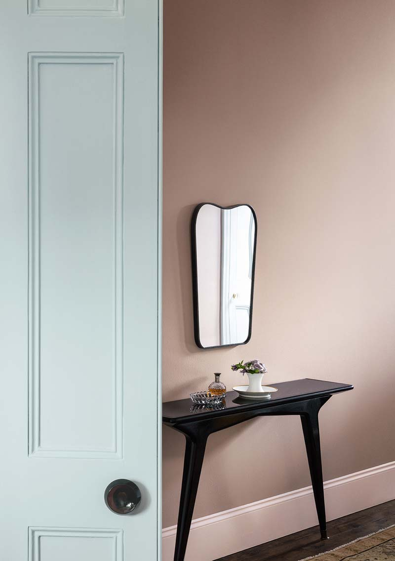 Oud roze muur Paint & Paper Library - V Plaster