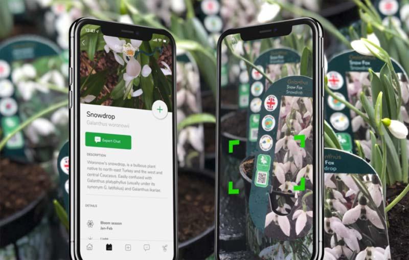 plant herkennen app smartplant