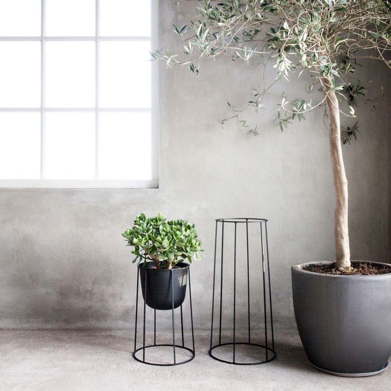 Menu Wire Base Standaard plantenstandaard