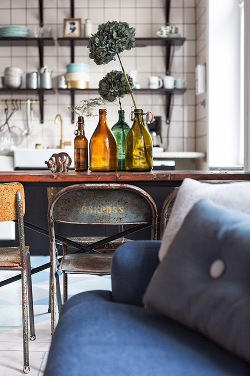 Prachtig Zweeds appartement