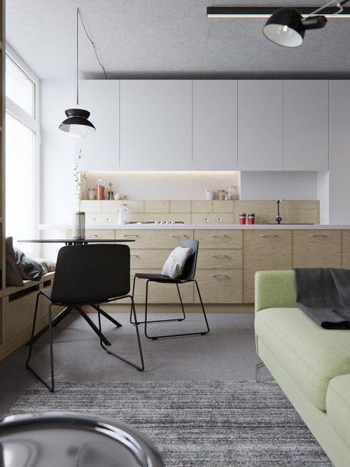 Praktische inrichting voor een kleine woonkamer huis Inrichting kleine woonkamer