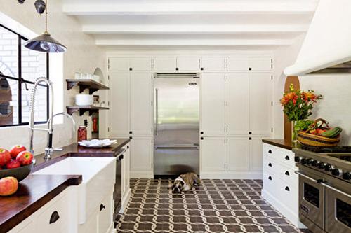 Renovatie keuken van Mediterraans huis