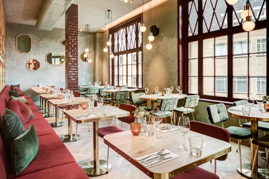 Restaurant Meddens in Hilversum!