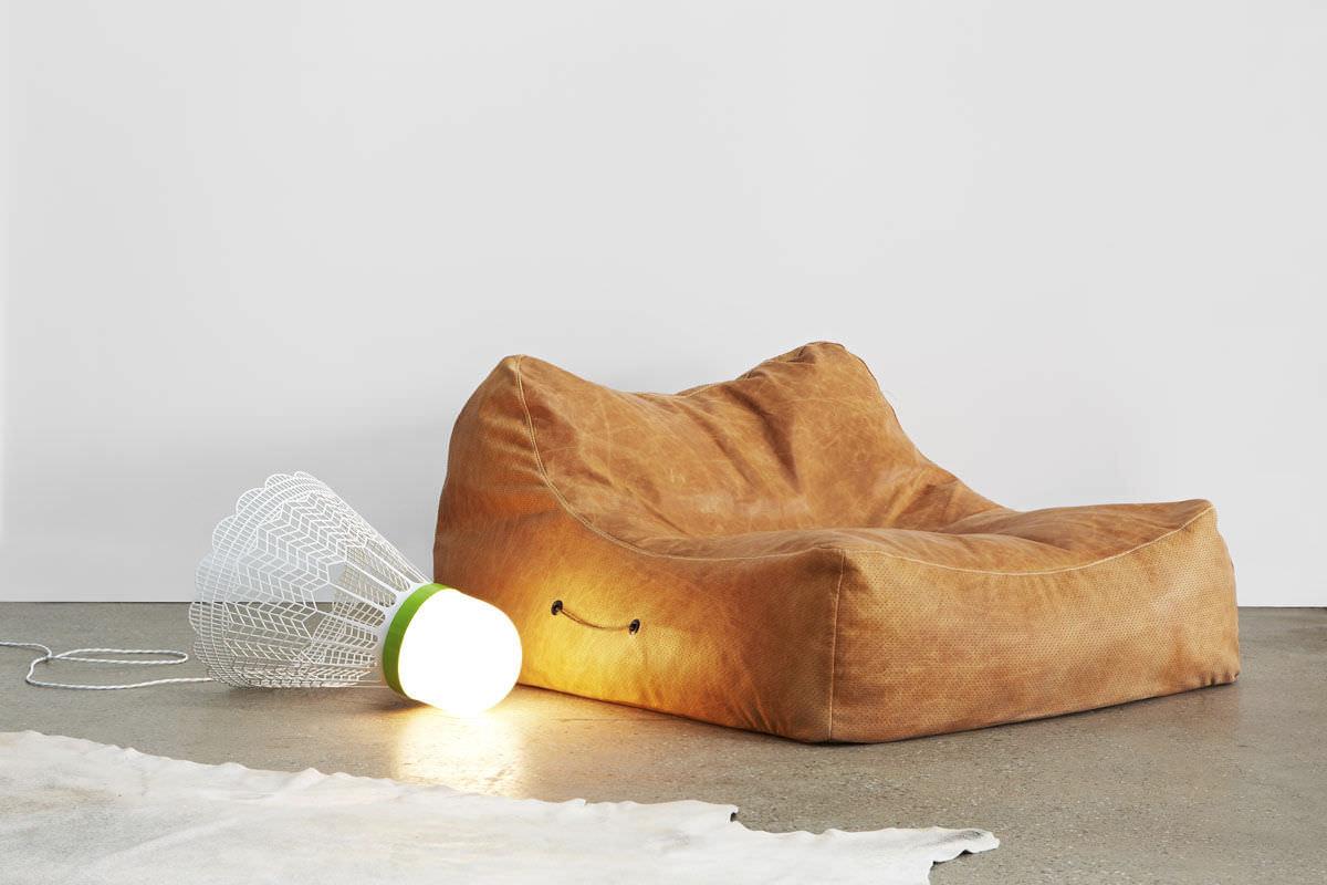 Ronde Leren Zitzak.5x Luxe Zitzakken Die Mooi En Comfortabel Zijn Huis Inrichten Com