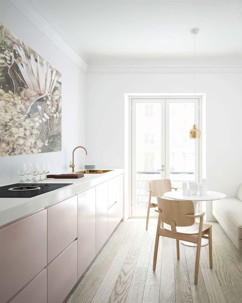 roze ikea keuken hack as helsingo samso