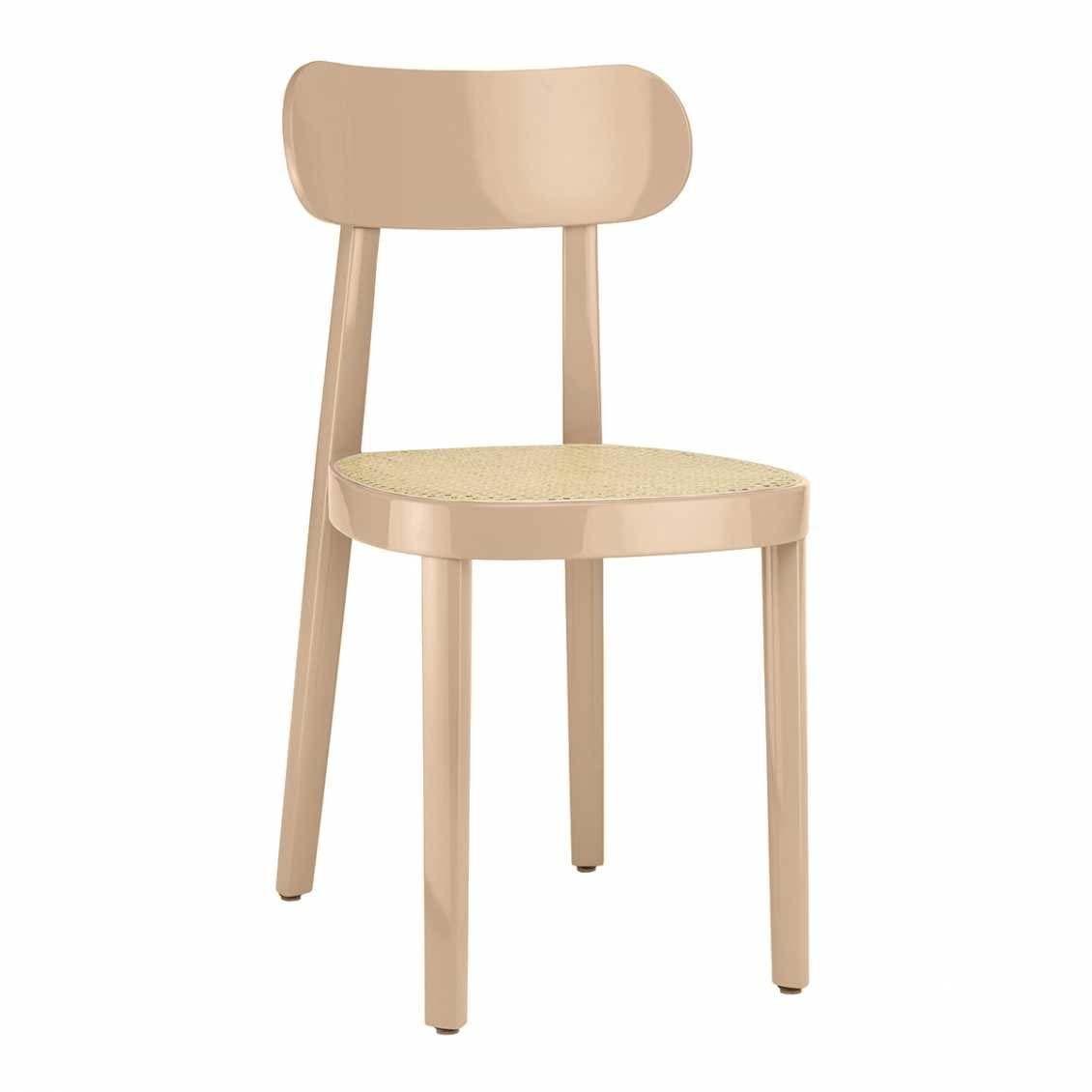 Roze Thonet 118 stoel