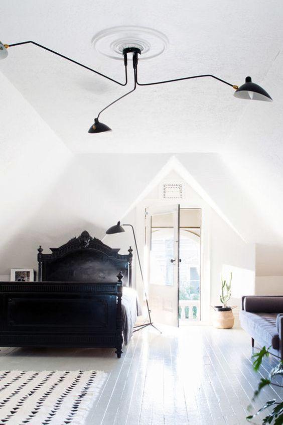 Rozetten aan het plafond