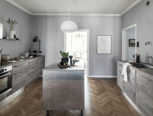 Ruime tussenkamer keuken
