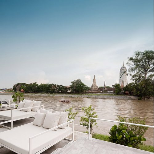 Sala Ayutthaya boetiekhotel in Thailand