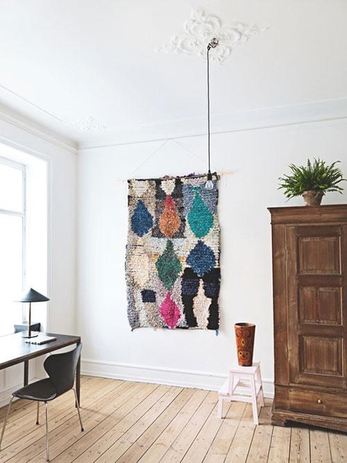Scandinavisch huis van Karen May uit Denemarken