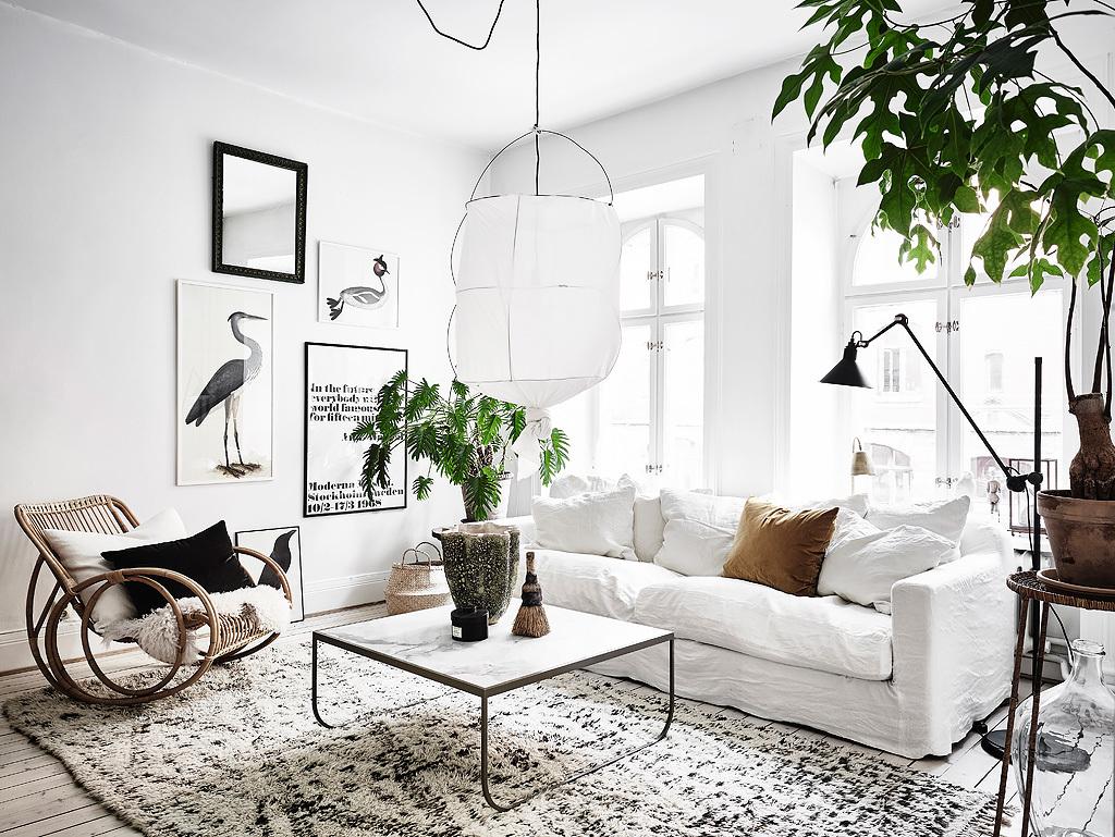 Scandinavische interieurstijl