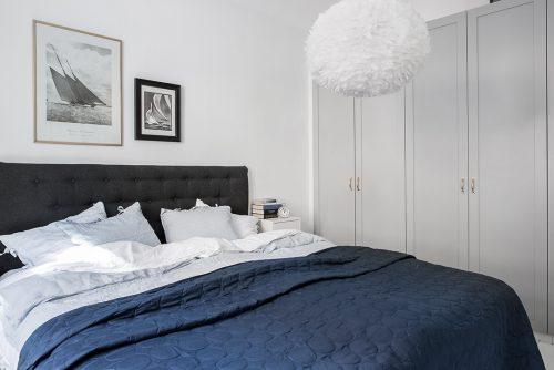 Met deze slaapkamer heb je geen aparte inloopkast nodig!
