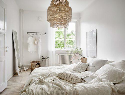 Serene slaapkamer