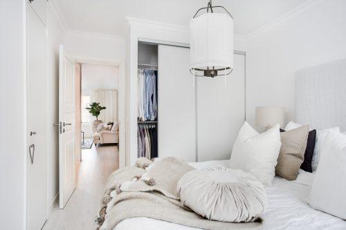 Sfeervol ingericht 'normaal' appartement