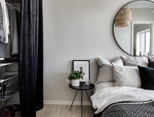 Sfeervolle slaapkamer met leuke decoratie accessoires