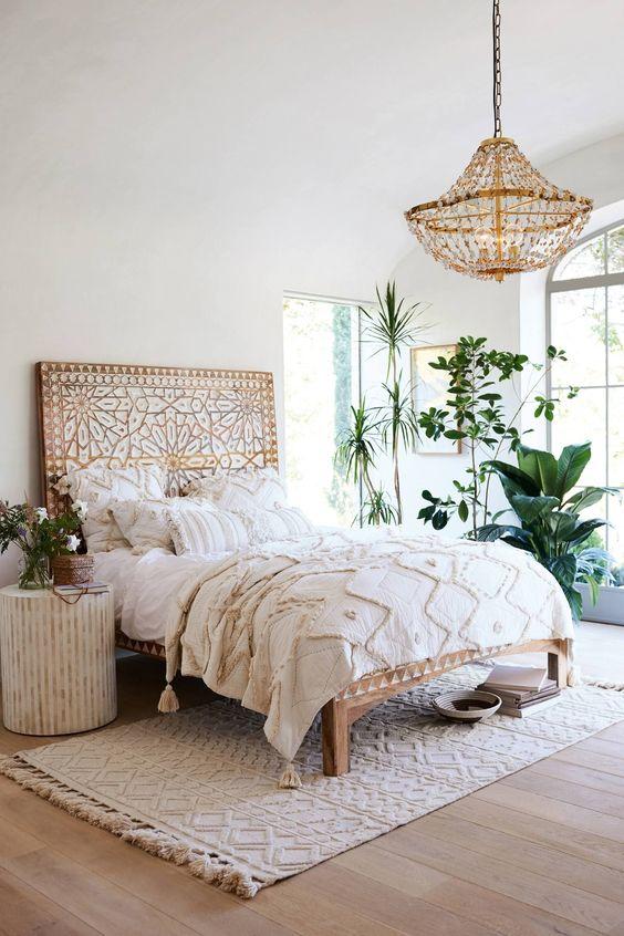 slaapkamer bed ideeën