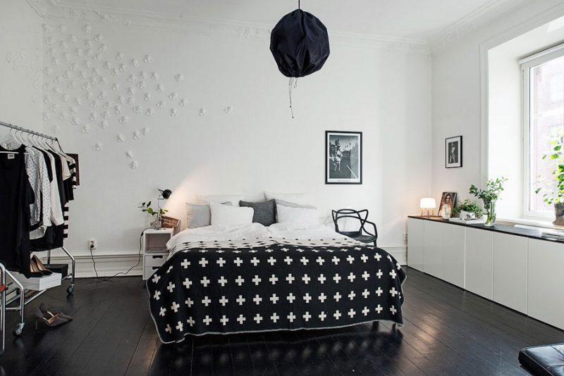 slaapkamer bed opmaken