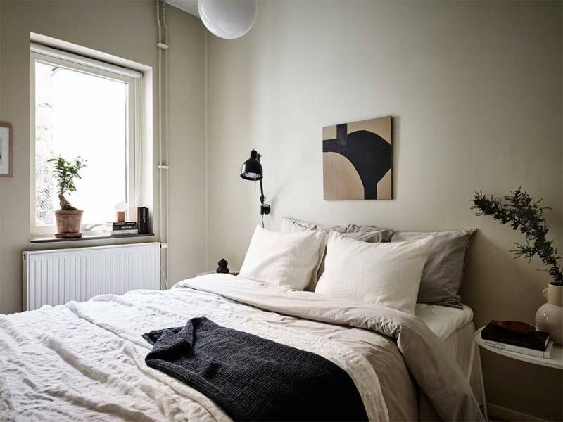 slaapkamer decoratie ideeen bedlinnen