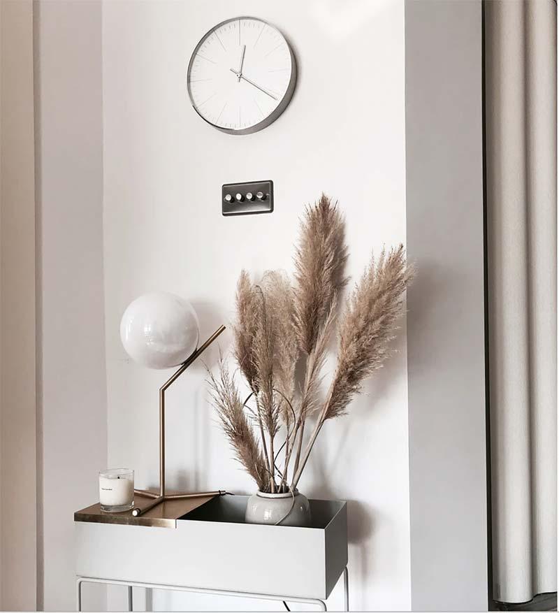 slaapkamer decoratie ideeën plantenbak