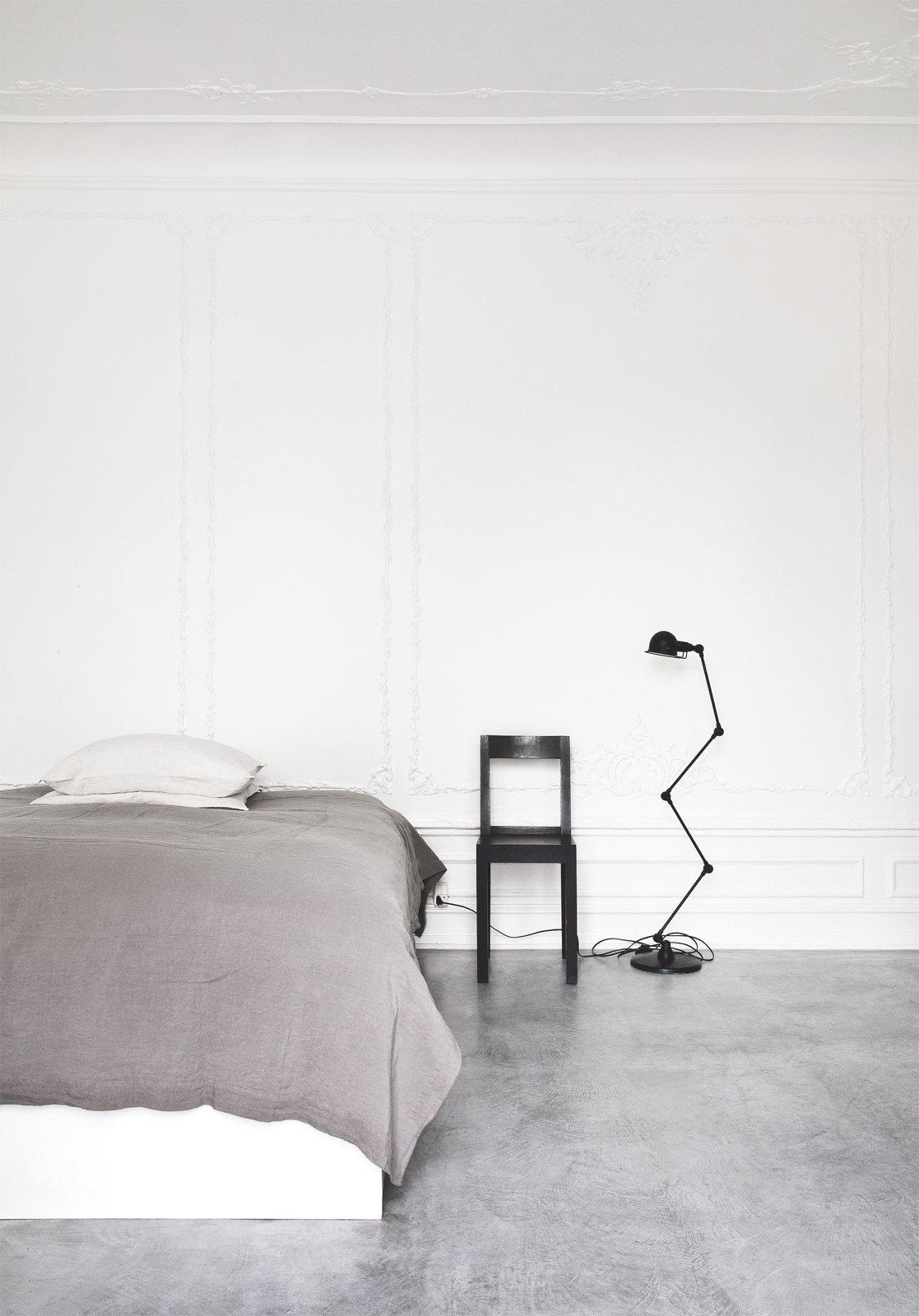 slaapkamer gietvloer