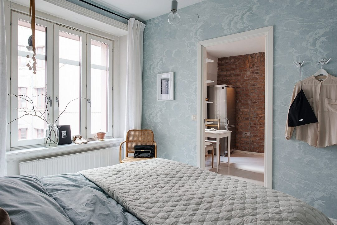 slaapkamer ideeën zitten