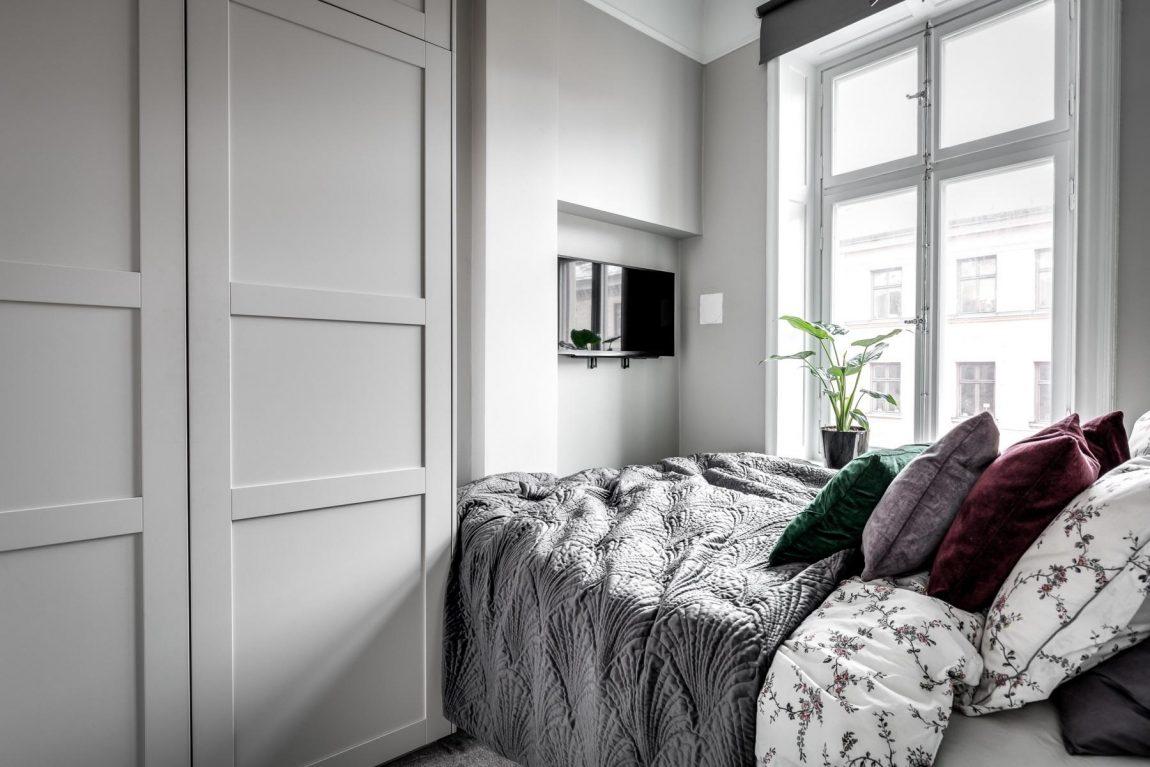 slaapkamer kledingkast inspiratie