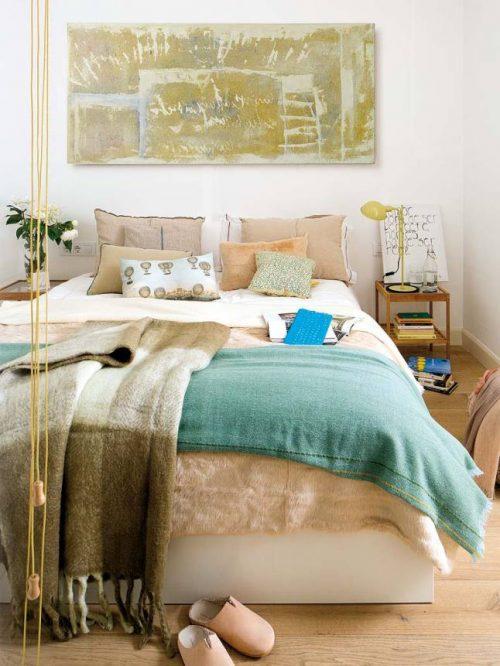 Spaanse slaapkamer