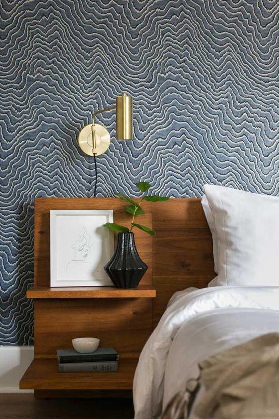 slaapkamer wandlamp inspiratie