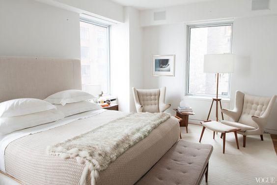 slaapkamer zithoek ideeën