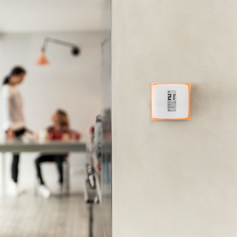 slimme thermostaat netatmo