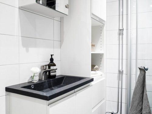 Smaakvol ingericht appartement uit Göteborg