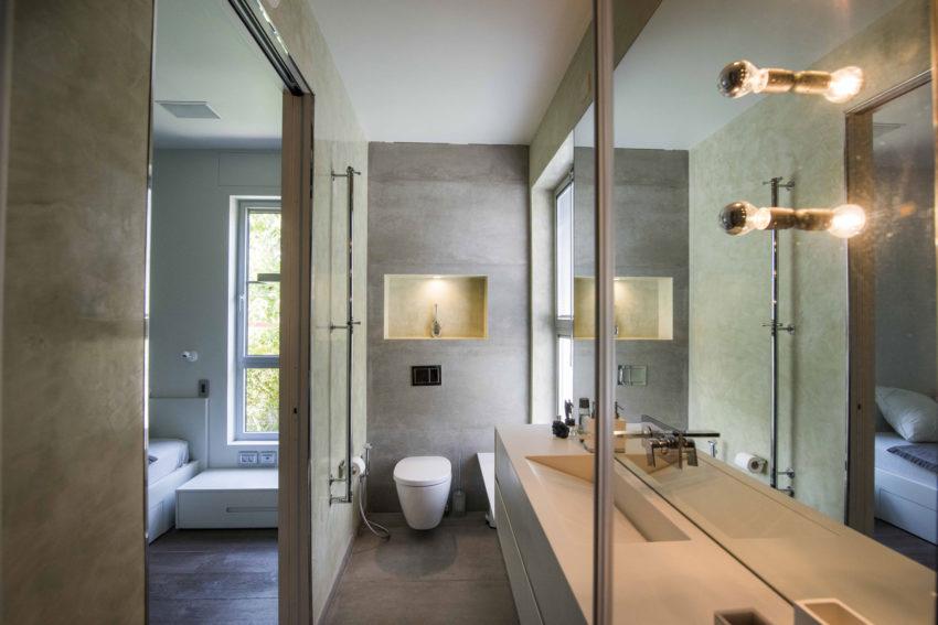 smalle badkamers voorbeelden en suite