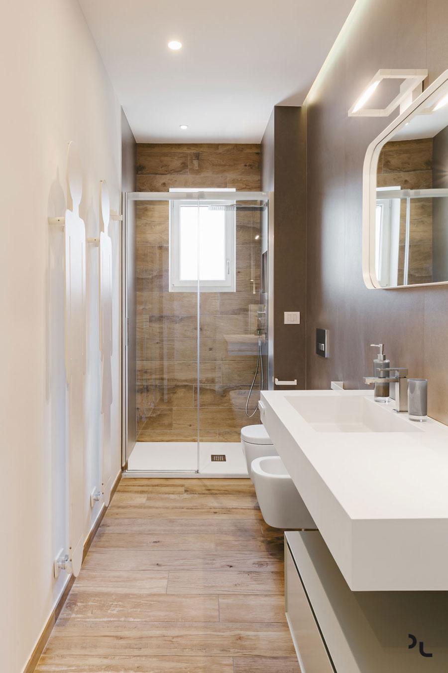 smalle badkamers voorbeelden luxe