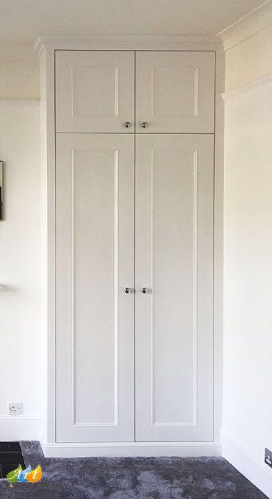 smalle kledingkast slaapkamer