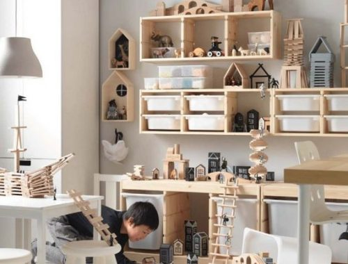 IKEA Trofast opbergbox