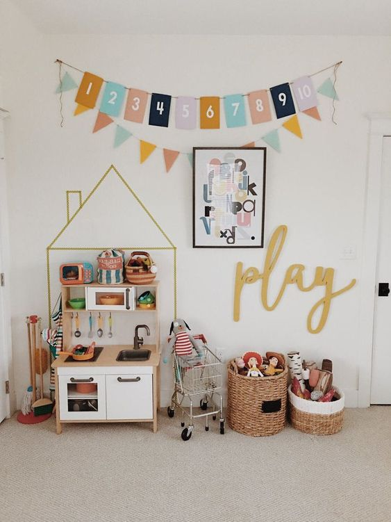 Kinder Speelkamer Inrichten.Speelkamer Inspiratie Huis Inrichten Com