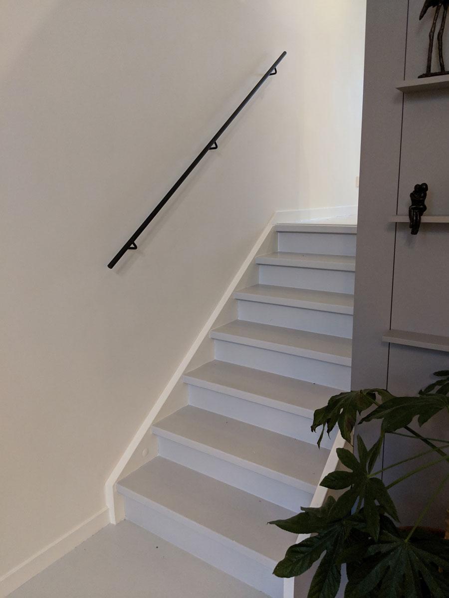 Super 10 Trapleuning ideeën | Huis-inrichten.com AN-61