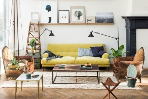 Stijlvolle meubels en accessoires
