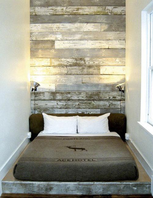 Stoere slaapkamer