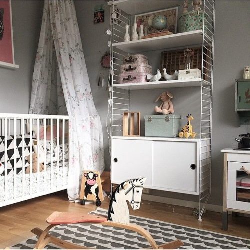 Stringkast kinderkamer
