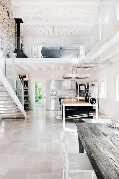 Tegels in huis