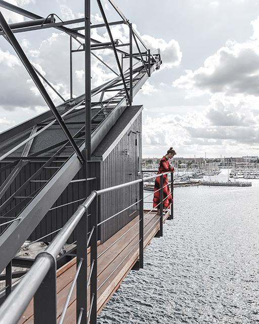 The Krane in Kopenhagen