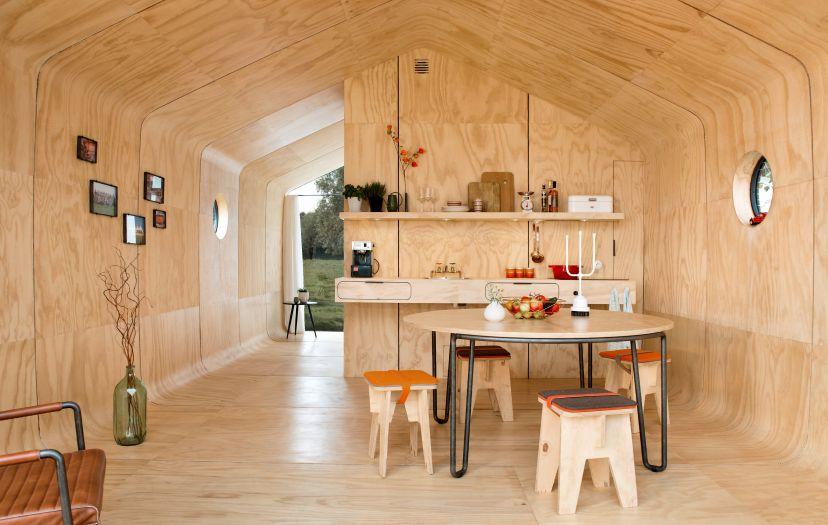 Tiny House Wikkelhouse